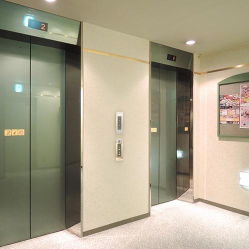 *【館内一例】エレベーター