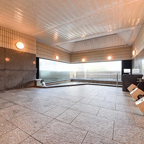 *【温泉一例】最上階(6階)にある展望風呂
