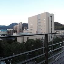 *【景観一例】館内からの眺め