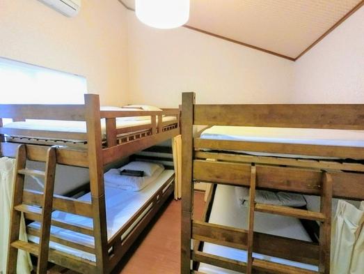 【女性専用】 洋室1〜4名様部屋 完全個室 【最大4名様まで】