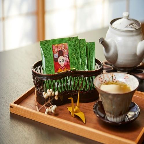 客室セット(お茶)