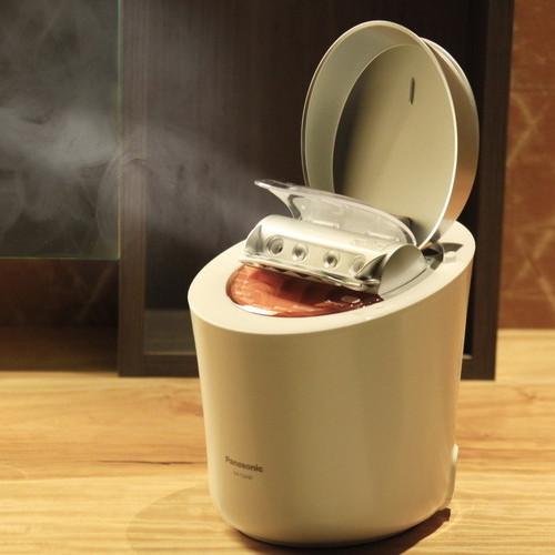 【離れ全室】パナソニック製美顔器を全室に完備。温泉露天風呂付