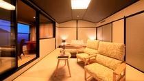 【本館】露天風呂付き和室キングサイズベッド