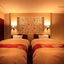 【月】客室Type-A ~寝心地に拘ったオリジナル寝具~