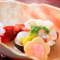 春を味わう和食懐石一例