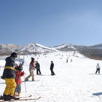 【周辺観光】九重森林公園スキー場