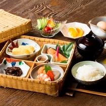 朝食|厳選された食材をご提供いたします。