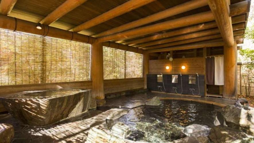 温泉|季節ごとに表情を変える豊かな景色をお楽しみいただけます。