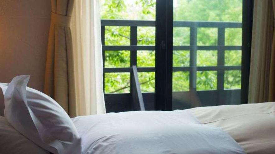 客室|【別館】ゆっくりと時間が流れる安らぎのひと時をお過ごしください。