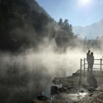 【周辺観光】金鱗湖