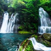 【周辺観光】白水の滝