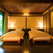 客室|【離れ】山の間/極上のリラックス体験をお約束します。※会員様専用のお部屋です※