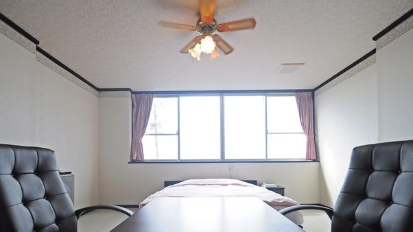 洋室ダブル 36平米(定員2名)