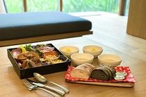 インルームダイニング:朝食(部屋食)イメージ