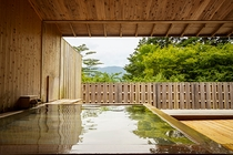 ONSEN f 大浴場(露天風呂)
