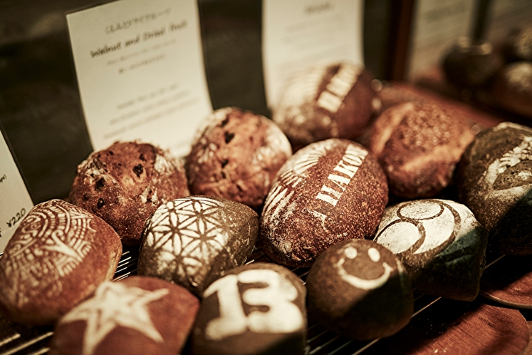 fore bakery(有料)毎朝自社工房で焼き上げる天然酵母パン※テイクアウト・イートイン可。