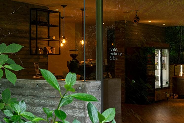 cafe,bakery,&bar 営業時間:06:00 〜 23:00