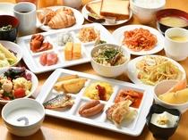リッチモンドホテル浜松自慢の和洋食ビュッフェ。ぜひお召し上がり下さい♪