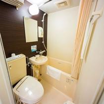 客室ユニットバス【イメージ】   スーパーホテル鹿嶋