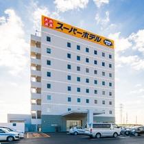 ホテル正面【外観】