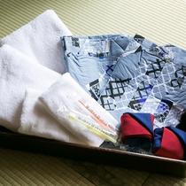 浴衣・タオル類