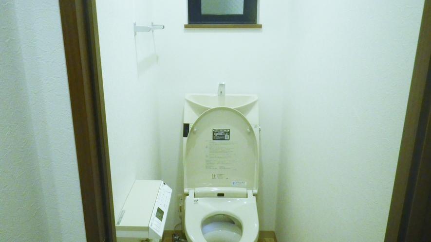 全自動洗浄トイレ