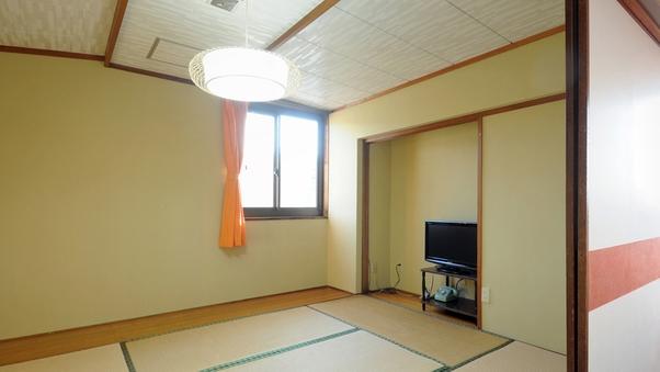 <喫煙>和室6畳+居間(1〜6名)【本館】B6
