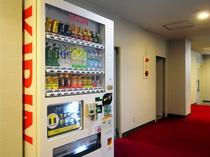 【廊下】別館自動販売機