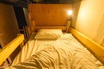 レギュラーベッド 上段
