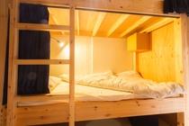 レギュラーベッド 下段