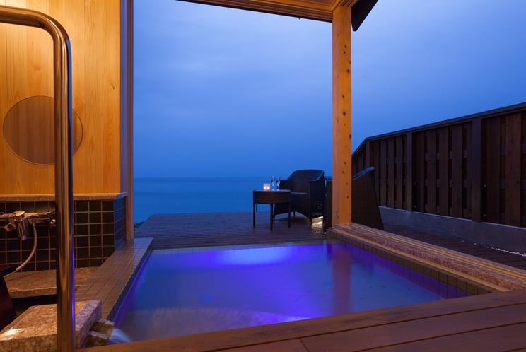 1階客室 海 kai  露天風呂