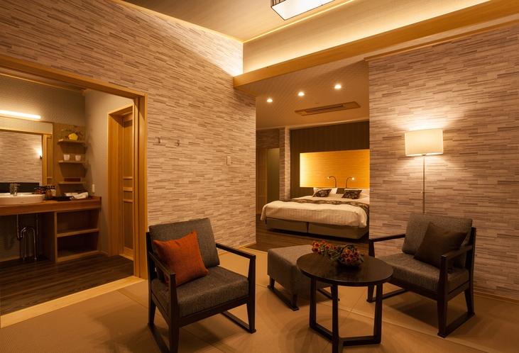 1階客室 山 san