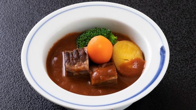 ☆秋お勧め料理プラン☆長野県産地りんご牛すき焼きがメイン料理
