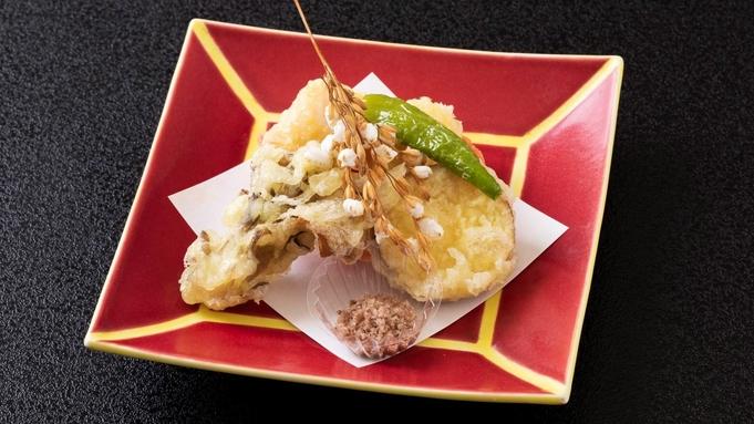信州秋の味わい御膳/松茸の土瓶蒸しとりんご和牛しゃぶしゃぶ