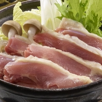 地鶏(真田丸)のすき焼き