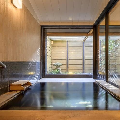 有料貸切風呂 壱の湯【椿】