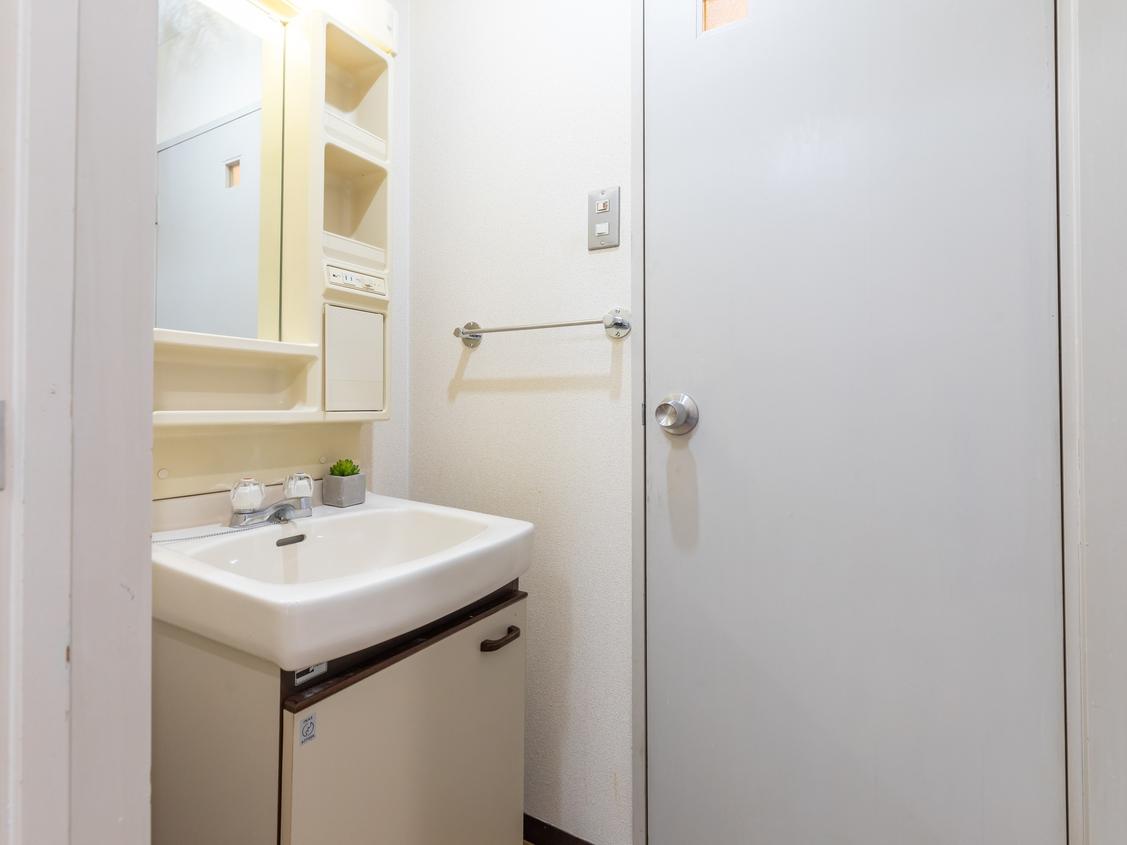 トリプルルーム 洗面所