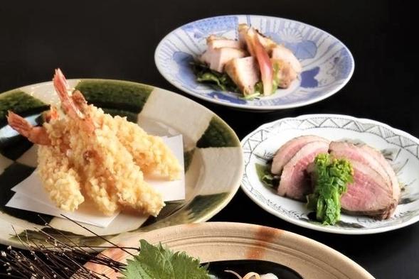 【ゆとね限定】和食たてやが奏でる旬の食材に舌鼓 〜ゆとね×和食たてや〜