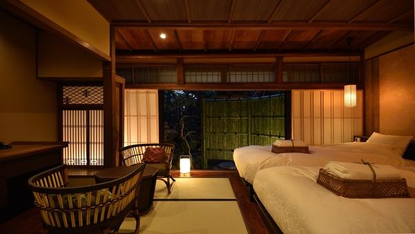 薄桜 1階 京町屋ツイン風和室