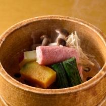 冬の料理長特会席一例:特選肉