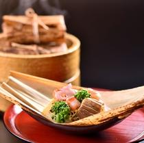 2018春 蒸し寿司