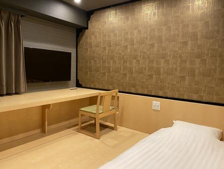 全室禁煙◆エコノミーシングル◆13平米/布団サイズ90cm