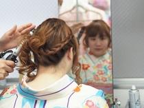 浅草 着付け体験(愛和服店)6