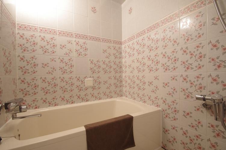 スーペリアツインルーム お風呂