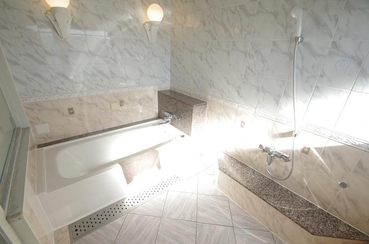 デラックスツインルーム お風呂