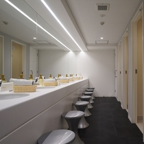3F女性シャワー室