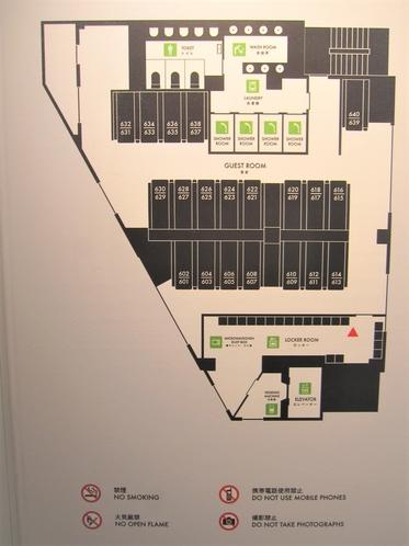 6F館内図