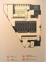 3F館内図