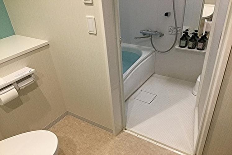 洗い場付お風呂②
