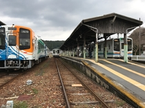 天竜浜名湖鉄道 二俣駅